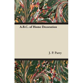 A.B.C.-of-Home-Decoration