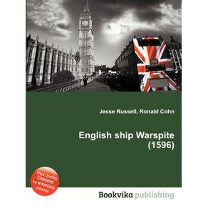 English-Ship-Warspite--1596-