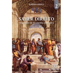 Saber-Direito---volume-2--tratado-de-Filosofia-Juridica-