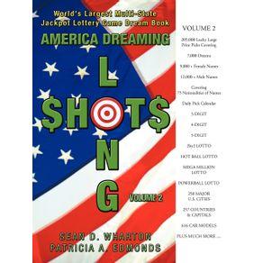 America-Dreaming-Longshots-Volume-2