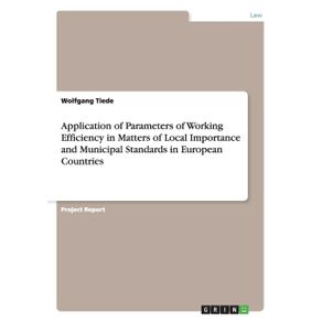 Application-of-Parameters-of-Working-Efficiency-in-Matters-of-Local-Importance-and-Municipal-Standards-in-European-Countries