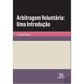 Arbitragem-Voluntaria--Uma-Introducao