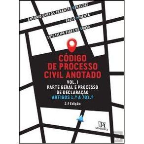 Codigo-de-Processo-Civil-Anotado-Vol.-I--Parte-Geral-e-Acao-Declarativa