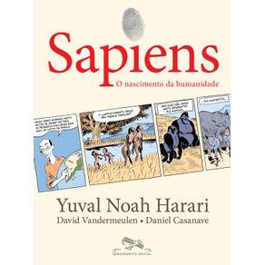 Sapiens--Edicao-em-quadrinhos-