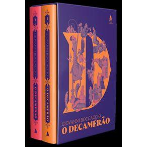 O-Decamerao---Box