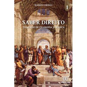Saber-Direito---volume-1--tratado-de-Filosofia-Juridica-