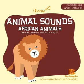 Animal-Sounds---African-Animals---Edicao-Bilingue-Ingles-Portugues