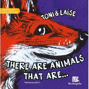 There-Are-Animals-Thar-Are---Edicao-Bilingue-Ingles-Portugues