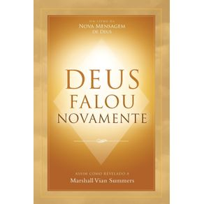 Deus-falou-novamente--God-Has-Spoken-Again---Portuguese-Edition-