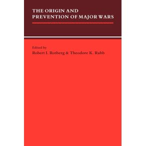 The-Origin-and-Prevention-of-Major-Wars
