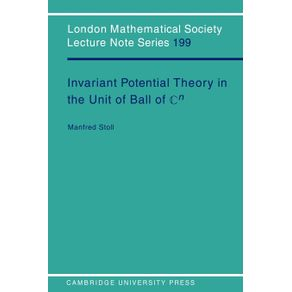 Invariant-Potential-Theory-in-the-Unit-Ball-of-Cn