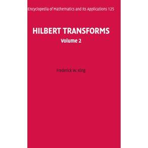 Hilbert-Transforms