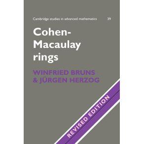 Cohen-Macaulay-Rings