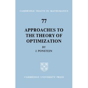Approaches-to-the-Theory-of-Optimization