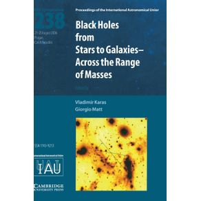 Black-Holes--IAU-S238-