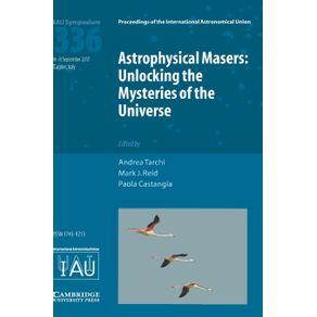 Astrophysical-Masers--IAU-S336-