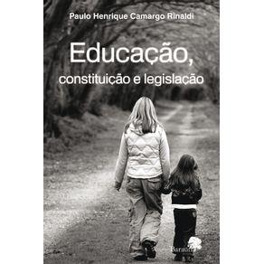 Educacao.-constituicao-e-legislacao