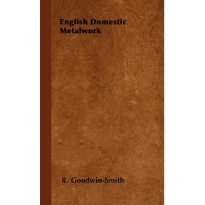 English-Domestic-Metalwork
