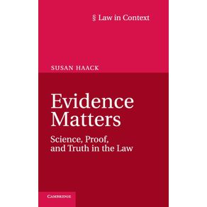 Evidence-Matters