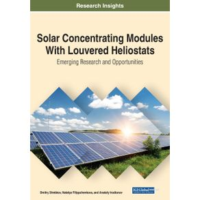 Solar-Concentrating-Modules-With-Louvered-Heliostats