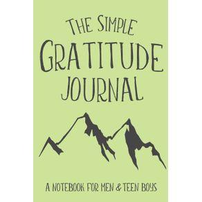 The-Simple-Gratitude-Journal