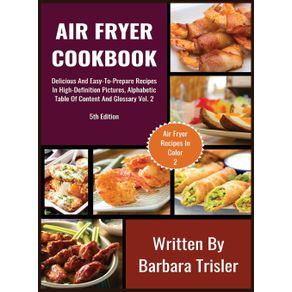 Air-Fryer-Cookbook