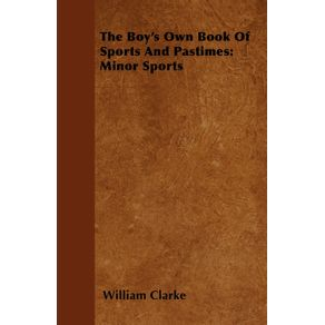 The-Boys-Own-Book-Of-Sports-And-Pastimes