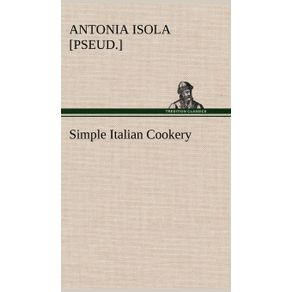 Simple-Italian-Cookery
