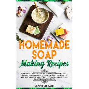 Homemade-Soap-Making-Recipes