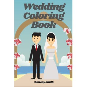 Wedding-Coloring-Book