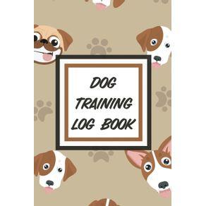 Dog-Training-Log-Book