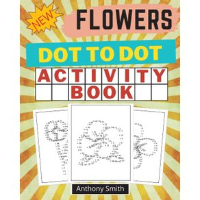 NEW---Flowers-Dot-to-Dot-Activity-Book