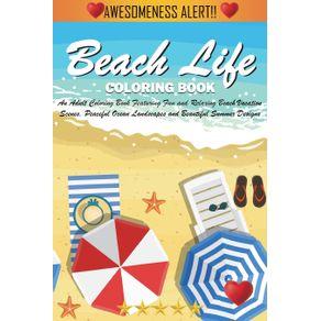 Beach-Life-Coloring-Book