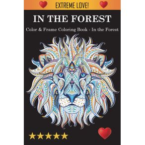Color---Frame-Coloring-Book---In-the-Forest