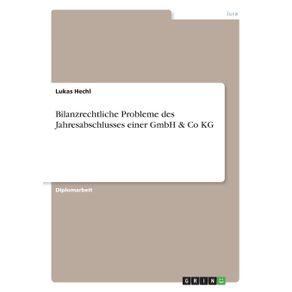 Bilanzrechtliche-Probleme-des-Jahresabschlusses-einer-GmbH---Co-KG