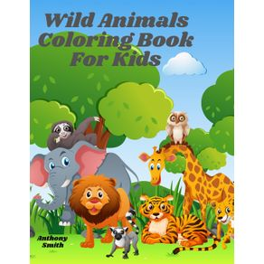 Wild-Animals-Coloring-Book-For-Kids