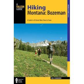 Hiking-Montana