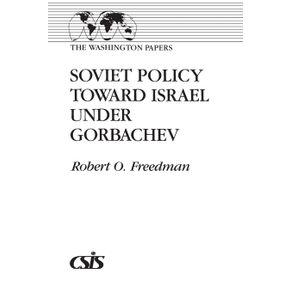 Soviet-Policy-Toward-Israel-Under-Gorbachev