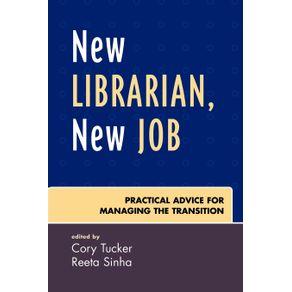 New-Librarian-New-Job
