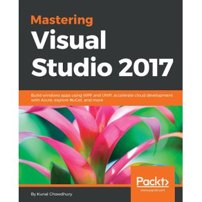 Mastering-Visual-Studio-2017