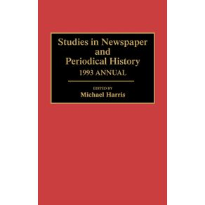 Studies-in-Newspaper-and-Periodical-History-1993-Annual