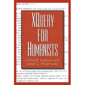 XQuery-for-Humanists