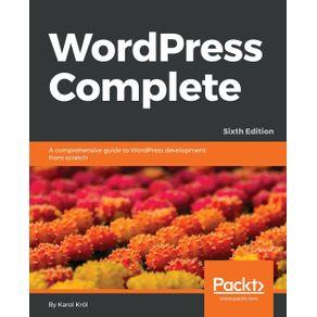 WordPress-Complete---Sixth-Edition