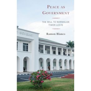 Peace-as-Government