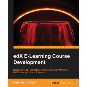 edX-E-Learning-Course-Development