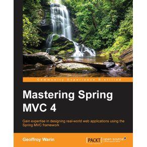 Mastering-Spring-MVC-4
