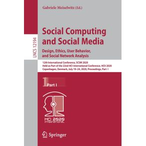 Social-Computing-and-Social-Media.-Design-Ethics-User-Behavior-and-Social-Network-Analysis