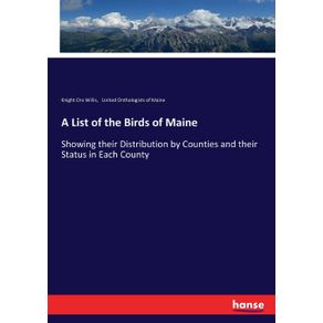 A-List-of-the-Birds-of-Maine
