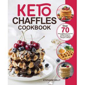 Keto-Chaffles-Cookbook