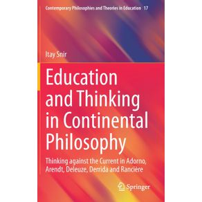 Education-and-Thinking-in-Continental-Philosophy